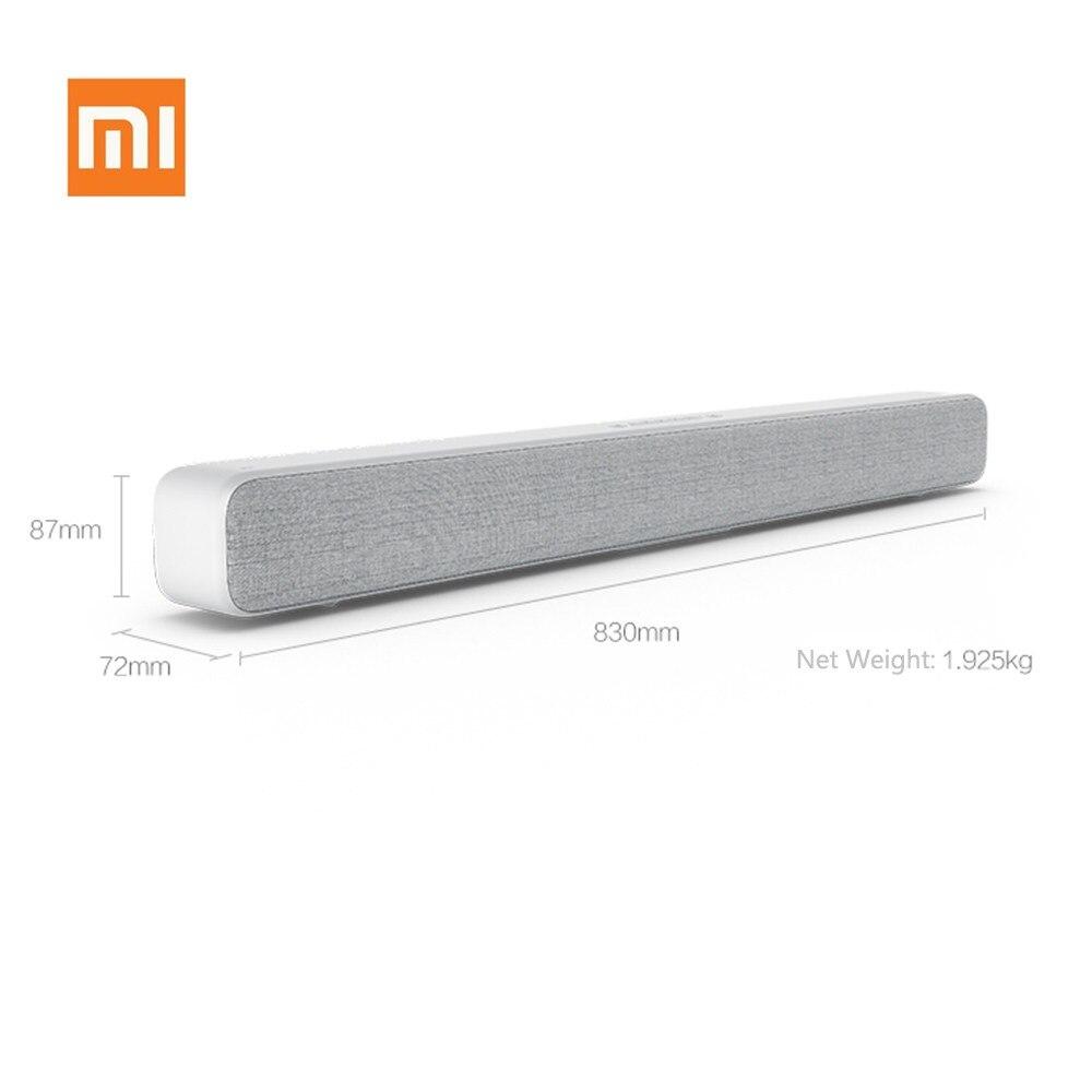 Barra de Som sem Fio in para Home Xiaomi Falante Bluetooth Áudio tv Retângulo Suporte Spdif Óptica Aux Theater Soundbar 4.2