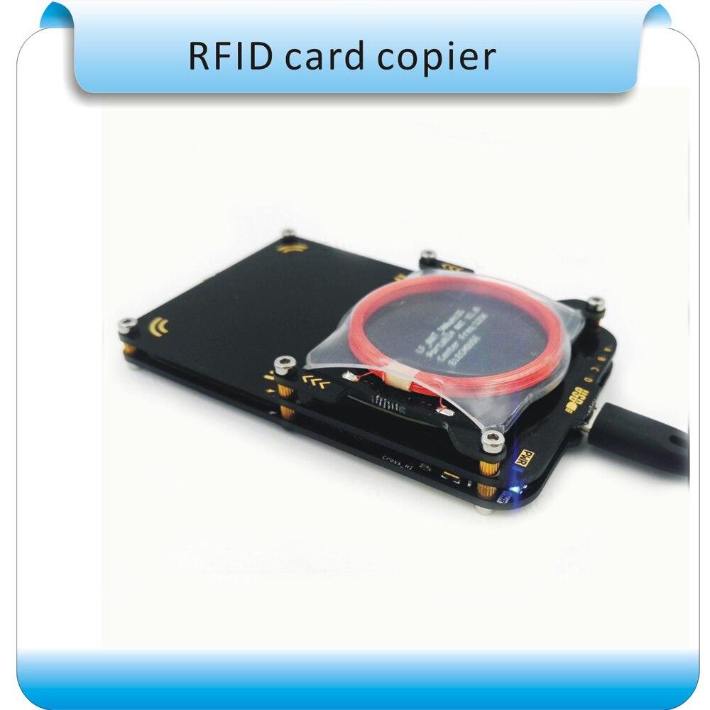 La più recente versione di proxmark3 sviluppare vestito 3 Kit proxmark nfc RFID reader copier variabile carta mfoc clone carta crepa