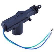 4Pcs/Set Universal Car Power Central Auto Locking System Motor for Trunk Doors Lock Actuator Professional 12V Car Alarm Device