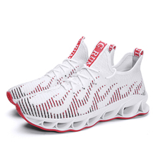 2019 Men Running Shoes Men The New Listing Breathable Casual Sport Shoes For Men Anti-Slip Comfortably Fashion Sneakers