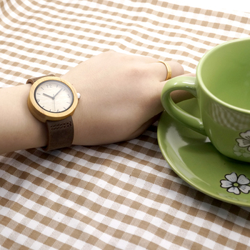 BOBO BIRD Brand Wood Watch Women's Watches Bamboo Wood Wristwatch Female Clock Lady Quartz-watch relogio feminino C-D18-2 1