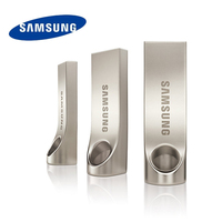 SAMSUNG Metal USB Flash Drive Disk 32G 64G 128G USB 3 0 Mini Pen Drive 150MB