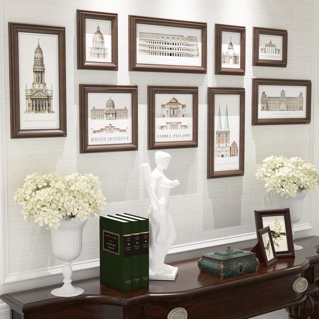 Vintage marcos, marcos para la decoración casera, decoración Mural ...