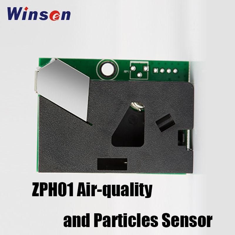 10PCS Winsen MQ-3B//7B//9B Semiconductor Sensor to Alcohol Gas Carbon Monoxide CH4