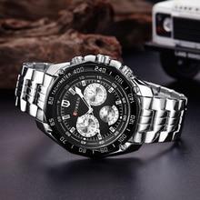 relogio masculino CURREN Luxury Brand Watches Men Analog Full Steel Quartz Men Watch Business Men Watch  reloj hombre 2017