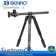 Benro SystemGo Excellent Shock Absorption Professional Travel SLR Digital Multi-camera Photography Aluminum tripod GA168T