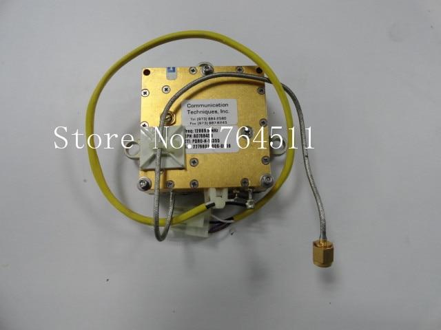 [BELLA] Communication PDRO-N-14355 12869.5MHZ RF PLL Oscillator SMA