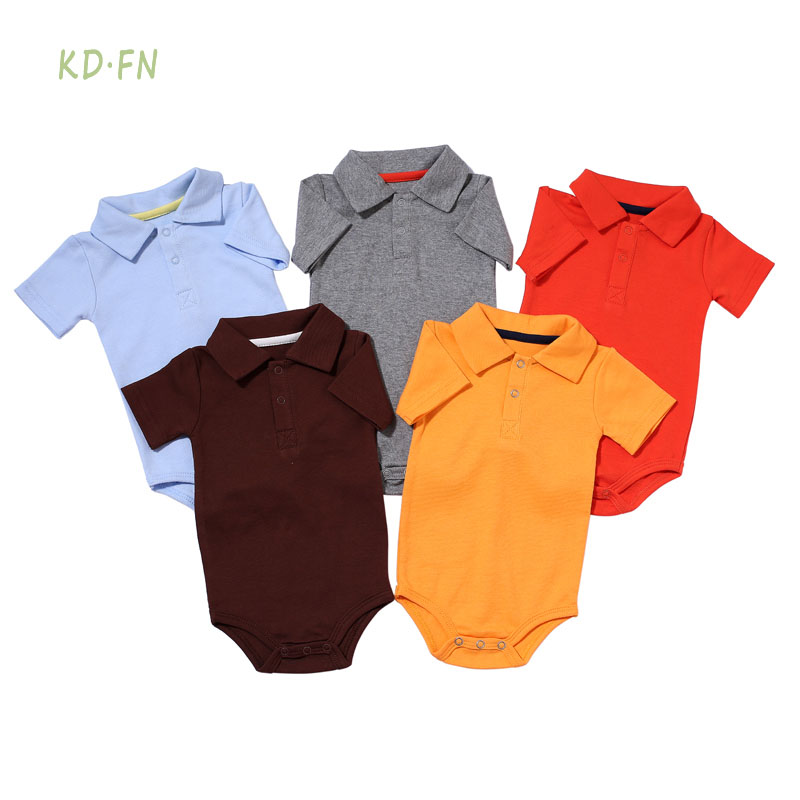 Newborn Clothes Boy Baby Rompers Summer Baby girl clothes New born infant Baby jumpsuit onesie coveralls Toddler Ropa bebe