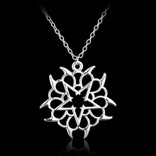 2018 Rock Band Black Veil Brides Pendant Necklace Punk Gothic Music Fashion Fans Choker Necklace Drop Shipping black veil brides black veil brides black veil brides
