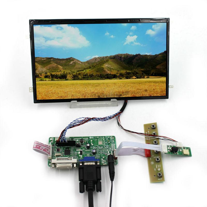 DVI VGA LCD Controller Board  10.1inch B101XAN01.2 1366x768 AHVA LCD ScreenDVI VGA LCD Controller Board  10.1inch B101XAN01.2 1366x768 AHVA LCD Screen