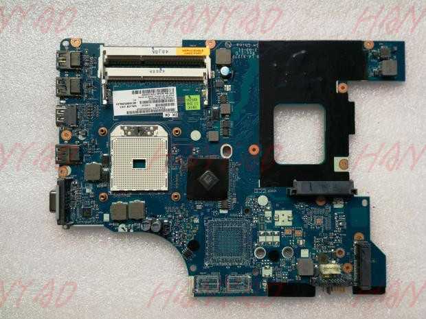 QALEB LA-8124P For Lenovo E535 Laptop Motherboard ddr3 Mainboard 100% tested