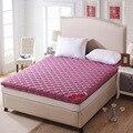 Material de poliéster, 6 cm de espesor, tamaño tiene 90x200 cm, 100x200 cm, 120x200 cm, 150x200 cm, 180x200 cm, cómodo colchón