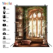 Yeele Professional Camera Photography Backdrops Palace Landscape Interior Child Retro Photographic Backgrounds For Photo Studio