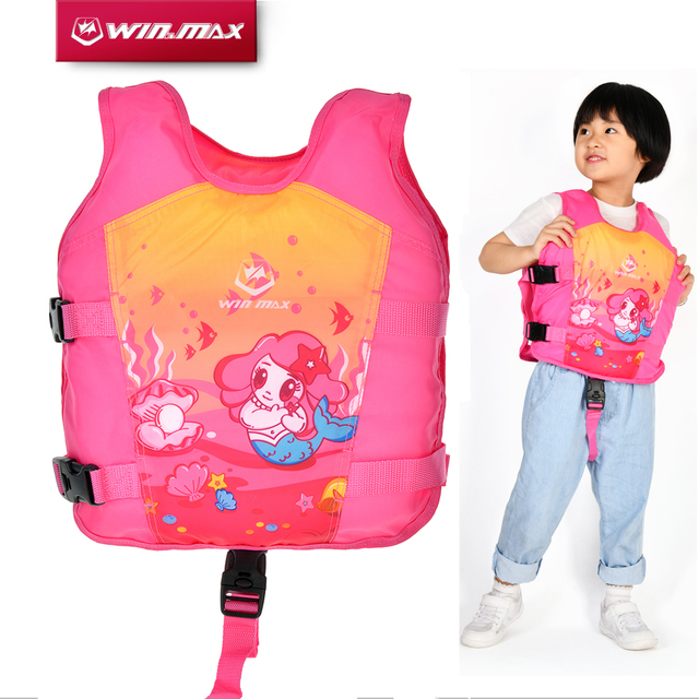 Baby Kid Safety Float Child Swimming Jacket Water Sport Swim Safety Products Water Survival Dedicated Life Vest for Kids