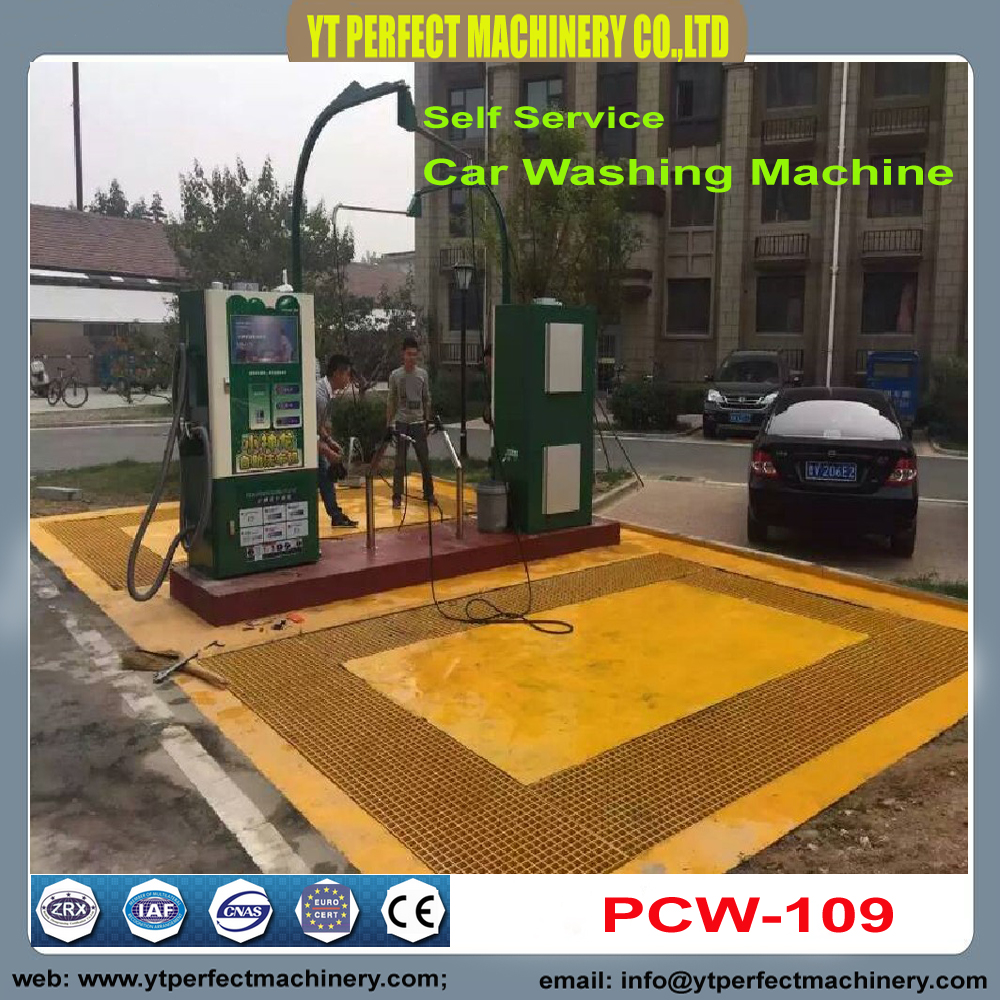 PCW 109 Self Service Car Washer High Quality Small Car