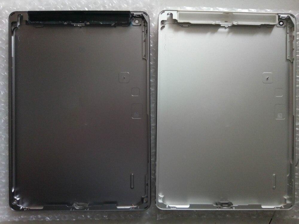 ipad mini cover rear entire housing silver