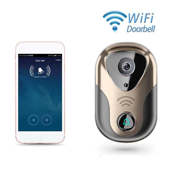 Waterproof smart apartment doorbell WIFI video door phone video doorbell wireless home intercom system PST-WIFI007 my apartment