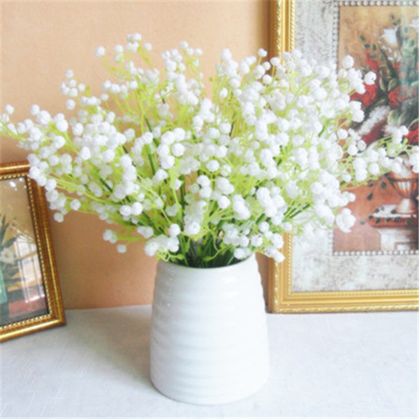 Artificial Flowers Bonsai Gloxinia 100 Planters For Succulents