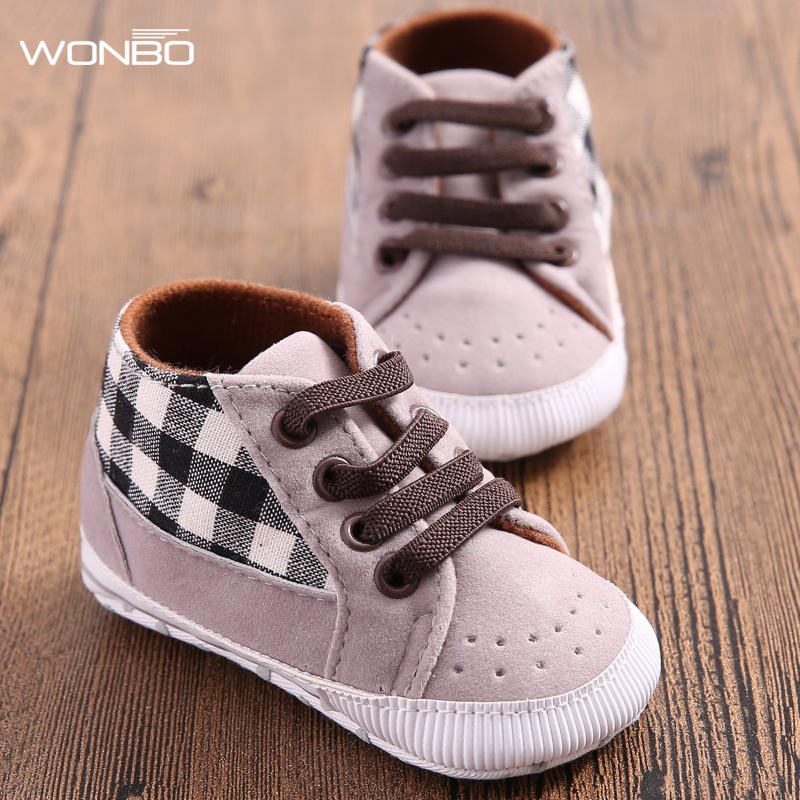 Soft Soled Baby Shoes Size