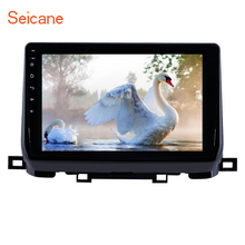 Seicane 2din 10.1 inch Android 8.1 HD Touchscreen Car Radio Audio GPS car Multimedia Player for 2018 KIA SportageR support OBD2