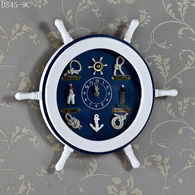 170ac18e213 Relógio timoneiro mediterrâneo