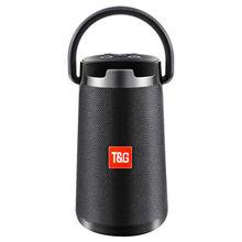 Wireless Speaker Portable Bluetooth Speaker Waterproof IP4X Column Subwoofer Soundbar woofer home theatre with AUX TF Card USB цена 2017