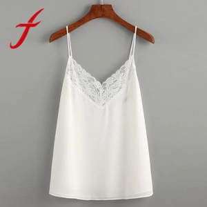 c70c5b15315 Feitong Summer Women Sexy Shirt Sleeveless Tank Tops 2018