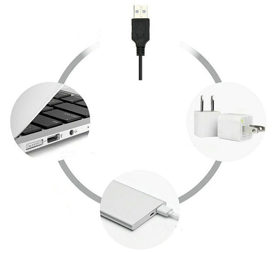 TV Backlight RGB LED Strip 5050 Waterproof 5V USB LED Tape String Bias lighting For HDTV Screen Desktop PC LCD Monitor Decoration (4)