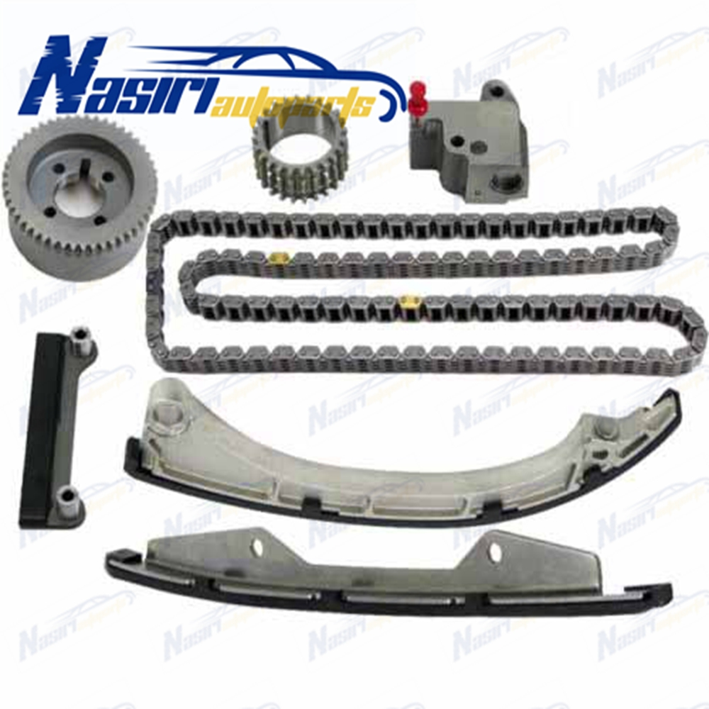 Timing Chain Kit Fits For Nissan Patrol Safari 4.8L Y61 TB48DE 2001-2010 nissan patrol y61 с 1997 бензин пособие по ремонту и эксплуатации 5 94023 049 0
