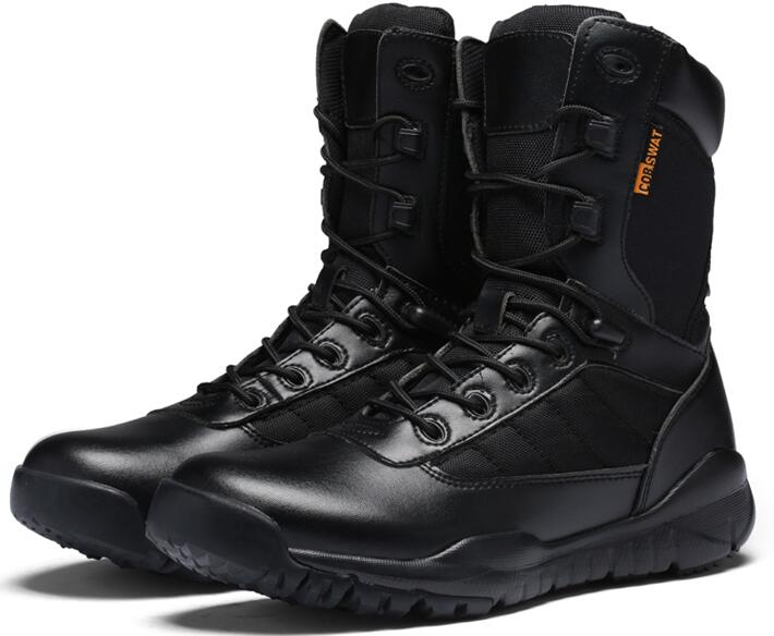 Hot sales riding shoes motorcycles knights boots cross-country motorcycle shoes waterproof leather boots men's boots. motorcycle riding shoes men s waterproof spring anti falling knights boots cross country racing shoes road locomotive boots