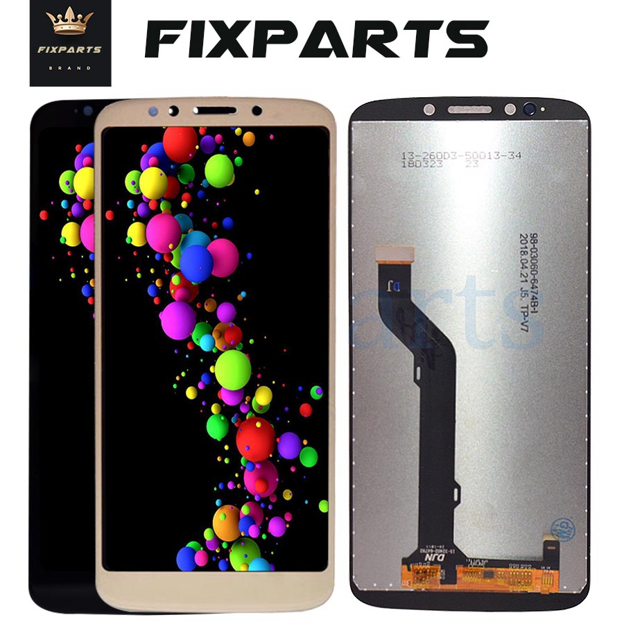 """LCD E5 Play Display For Motorola MOTO E5 Plus LCD XT1924 LCD Touch Screen Digitizer Assembly 5.0""""For MOTO E5 LCD XT1922 Screen"""