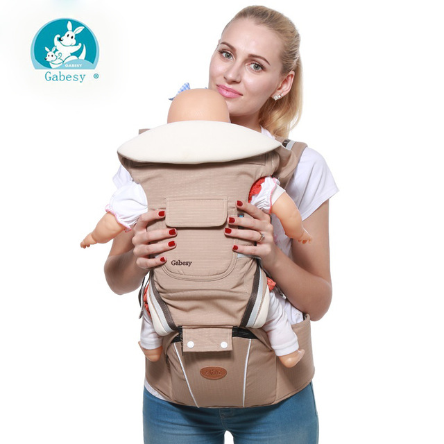 Breathable Baby Carrier Ergonomic Carrier Backpack Hipseat For Newborn And Prevent O-Type Legs Sling Baby Kangaroos
