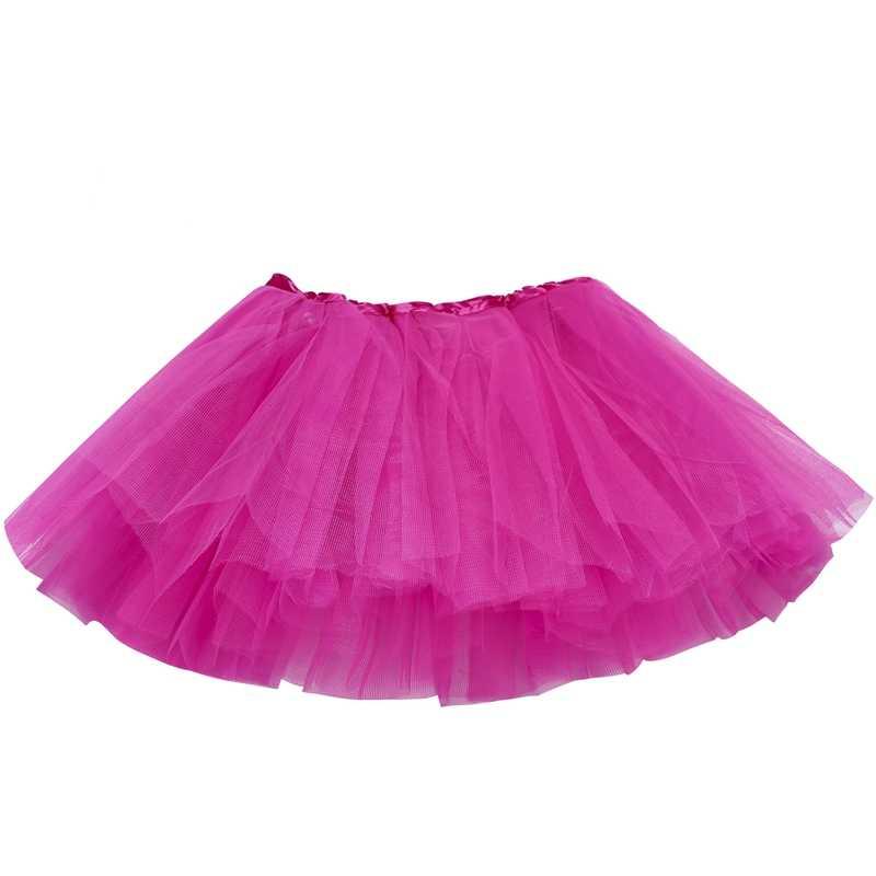 ベビー少女チュチュスカート子供ダンススカート女の子のための 3 層チュールチュチュ女の子スカートボールガウン Pettiskirts 誕生日パーティー服