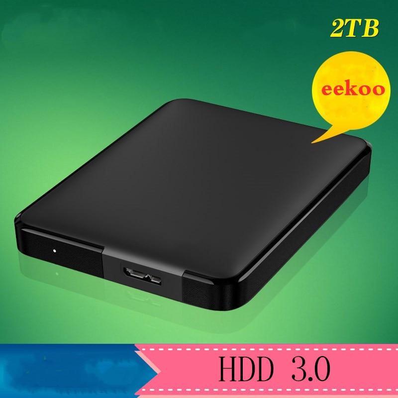 """Externe Festplatte Hdd 2000 Gb Mobile Festplatte Usb 3.0 Hdd 2 Tb Sata 2,5 """"interne Tragbare Laptop Ausgenommenes Porto Hdd GroßE Sorten"""