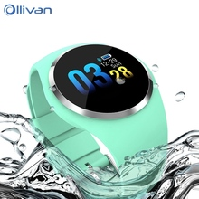 Ollivan Q1 Smart Watch Heart Rate Tracker Smartwatch Wearable Device Smart Band Sleep Tracker Watch For Android IOS Phone System