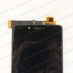 Image 3 - Doogee Sparare 1 Display LCD + Touch Screen 100% Nuovo Originale Testato Digitizer Pannello di Vetro di Ricambio Per Sparare 1 + regali
