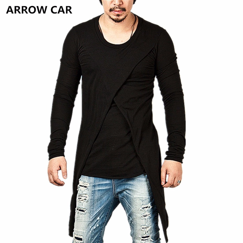 ARROW CAR Hip Hop Street T-shirt Men Wholesale Fashion Brand T Shirts Men  Summer Long Sleeve Oversize Design Plus Size for sale in Pakistan 0f0687c469fd
