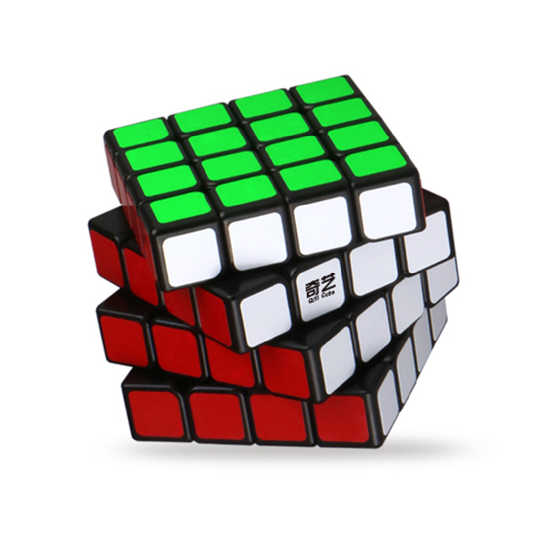 2017 Yeni QiYi Yuan S 4x4 Magic Cube Puzzle Speed - Bulmacalar - Fotoqrafiya 4
