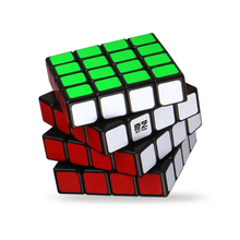 2017 New QiYi Yuan S 4×4 Magic Cube Puzzle Speed Cube