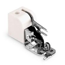 1 sztuk gospodarstwa domowego części do maszyn do szycia szczypce Overlock stopka dociskowa naciśnij stóp dla wszystkich Low Shank Singer Janome Brother