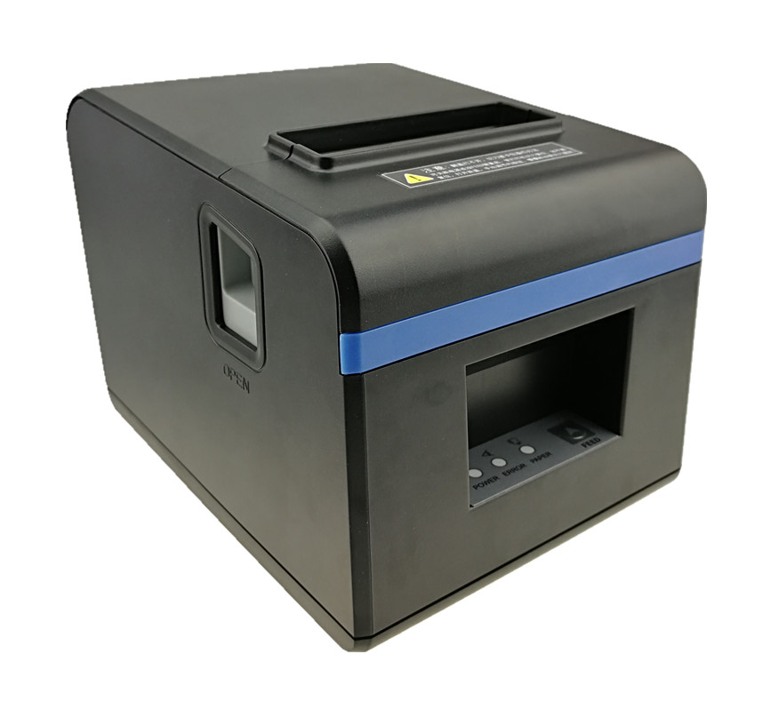 wholesale 80mm bill Thermal printer High quality Small ticket POS printer Supermarket store receipt print automatic