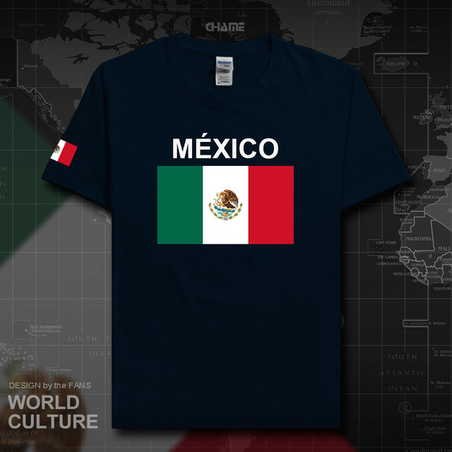 8a1406691 Mexican Mexico t shirt men jerseys 2017 t-shirt 100% cotton nation team  tshirt tees tops fans crossfit streetwear fitness tops