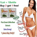 Buy 3 get 1 free! Green coffee bean extract/diet herbal extract weight loss green coffee slimming product health lose weight