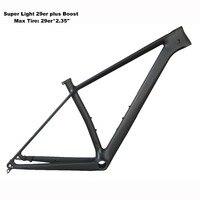 2019 углеродный горный велосипед рама 29er Boost с BB92 с 29er * 2,35 шин fm199 B SL рамки и 29er * 3,0 FM299 B SL
