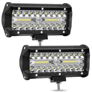 Car 12V 24V barra LED bar Spot