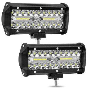 Car 12V 24V LED Spotlight Fog