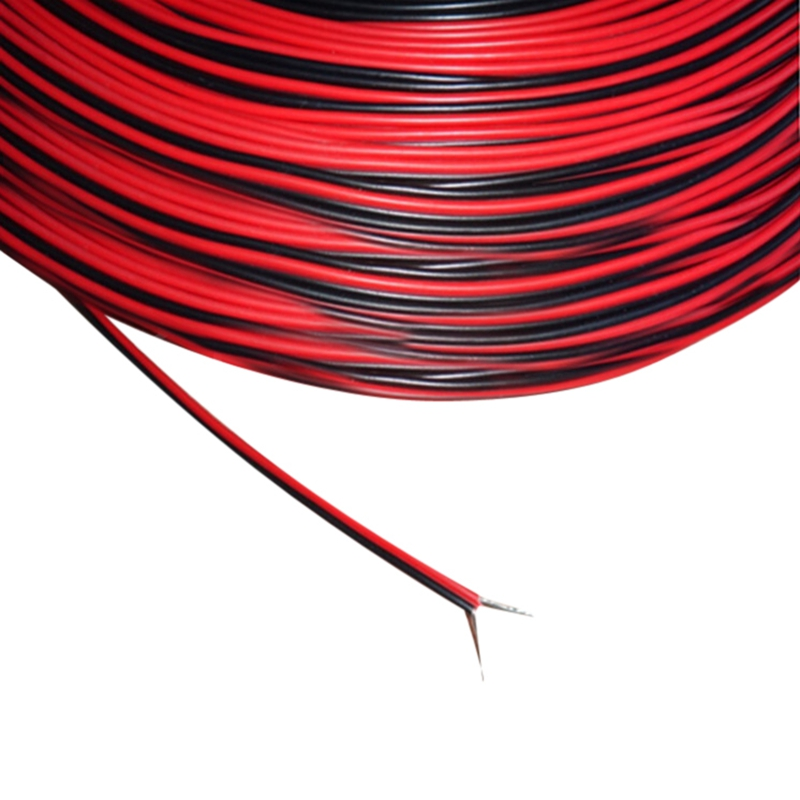 Wires & Cables 10m Copper 22awg 2 Pin Red Black Diy Pvc Electric Cable Wire For Led Strip Lighting