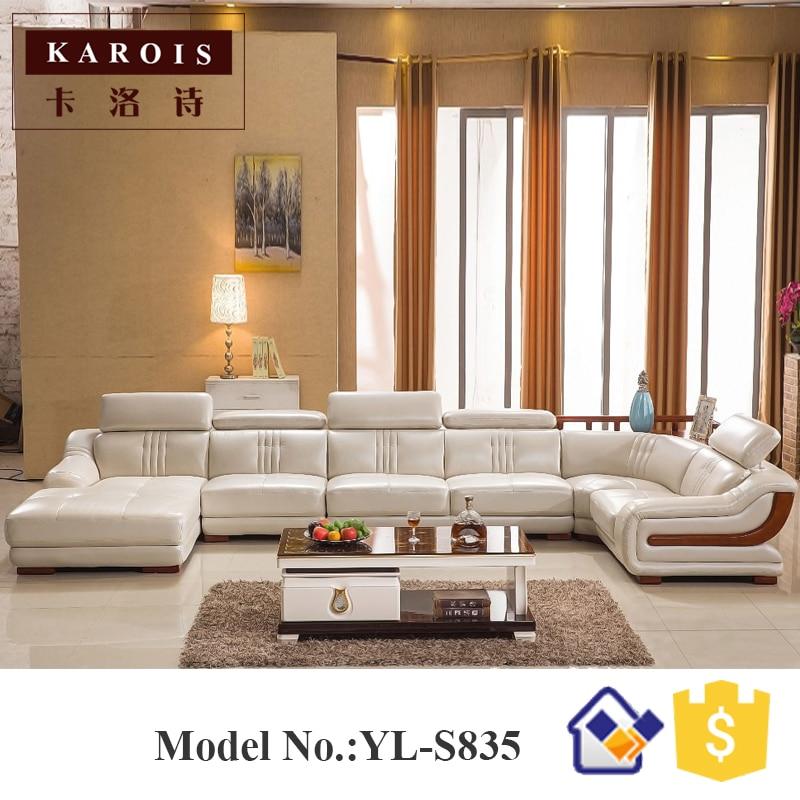 latest drawing room luxury living room furniture sofa set