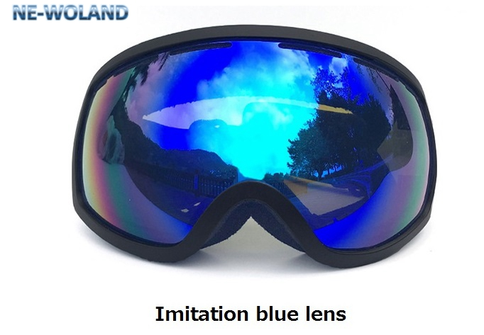 Nett Hohe Qualität Anti Uv, Wind Proof, Wasserdicht, Anti-fog, Anti-glare, Klar Schnee Brille Mit Clipping Lesebrille Verfügbar. Um Eine Reibungslose üBertragung Zu GewäHrleisten