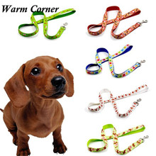 2017 1PC High Quality Christmas Pet Supplies Puppy Pet Dog Traction Rope Traction Rope Leash Free